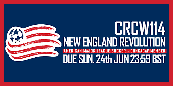 CRCW114 - NEW ENGLAND REVOLUTION