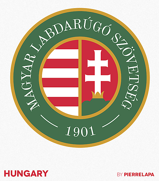 Hungarian Football Federation - redesign