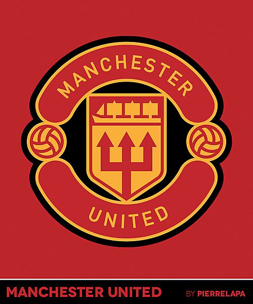 Manchester United - Redesign