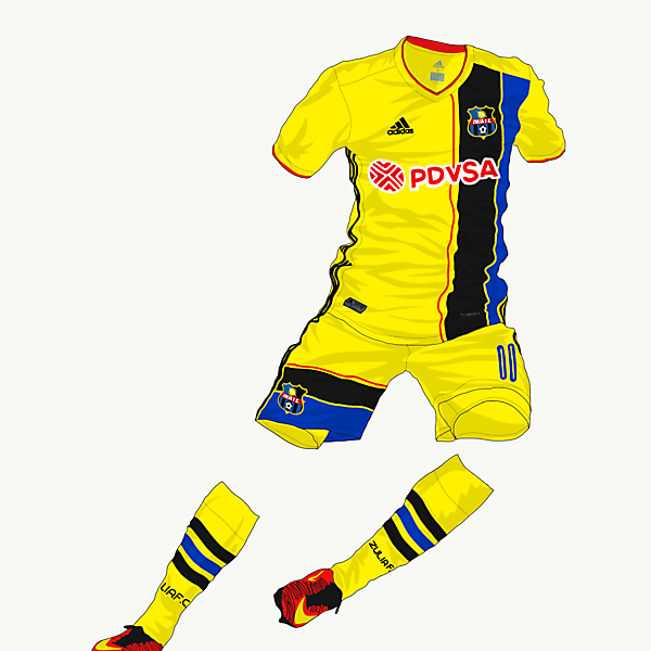 Zulia FC Away Kit