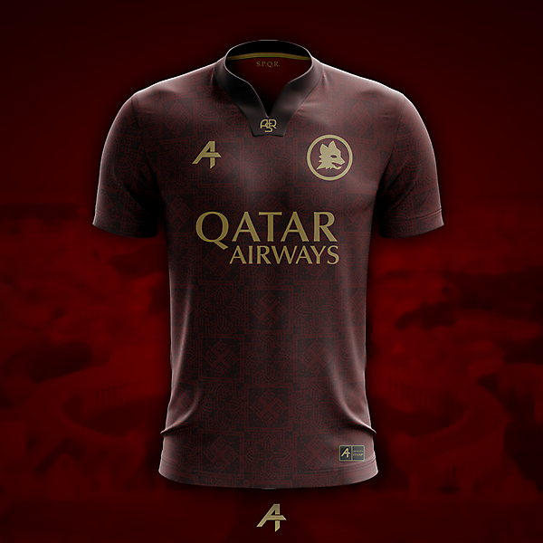 A.S Roma concept kit