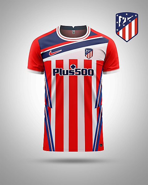 Athletico Madrid [home concept]