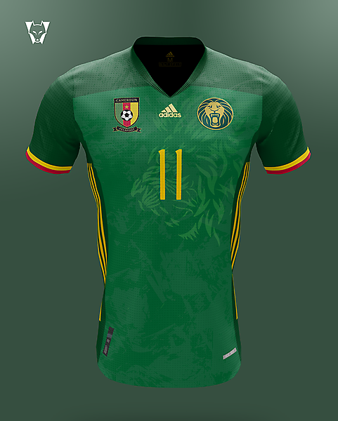 Cameroon - home concept