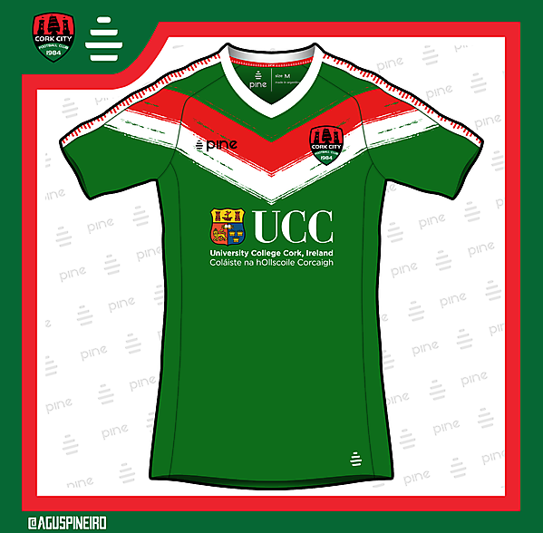 Cork City Home Kit Design by Pine