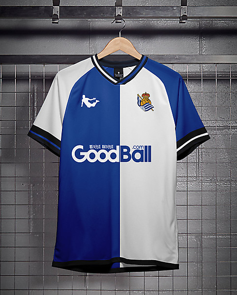 Real Sociedad - Home Kit