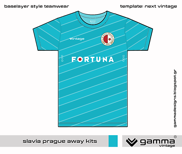 slavia prague away kit