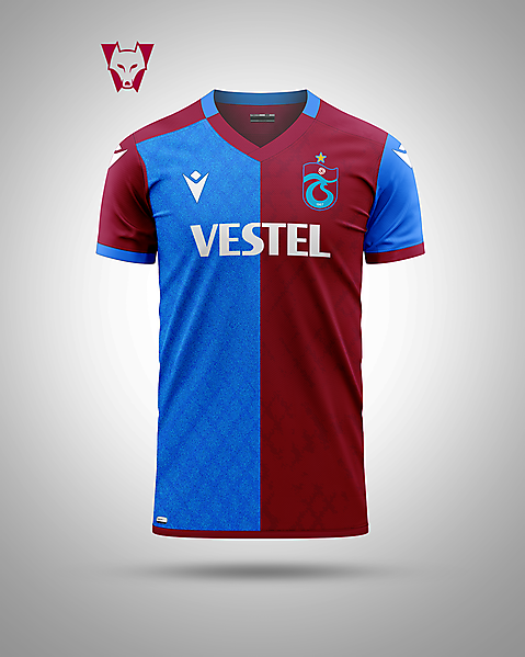 Trabzonspor home shirt