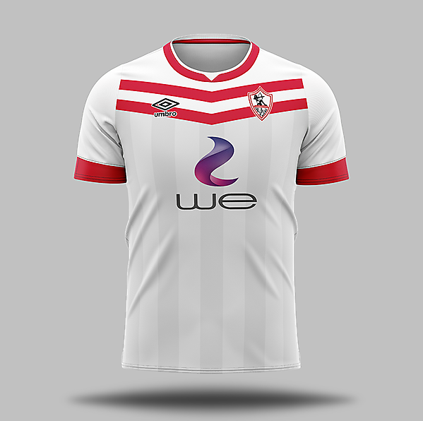 Zamalek SC Home Kit