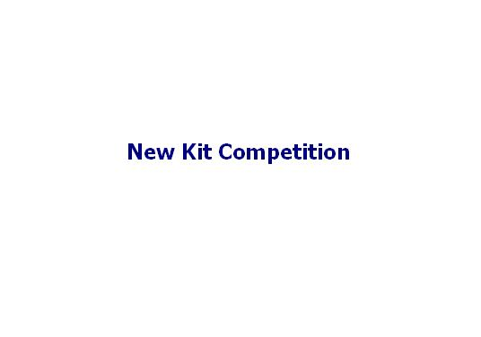 New Kit Competition