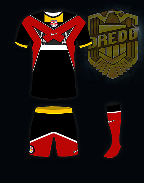 Judge Dredd NY Red Bulls FC