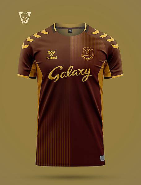 Everton third jersey