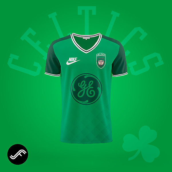 BOSTON CELTICS FC - Kit Design