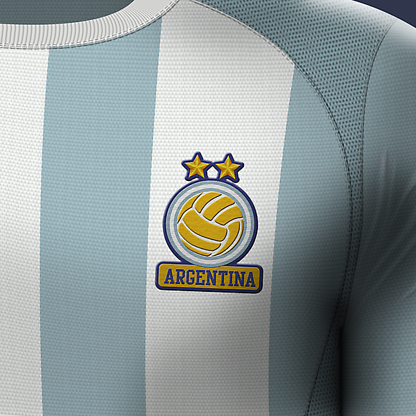 Argentina new Badge
