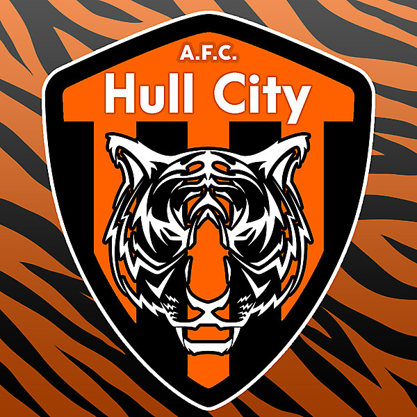 Hull City Concept Badge