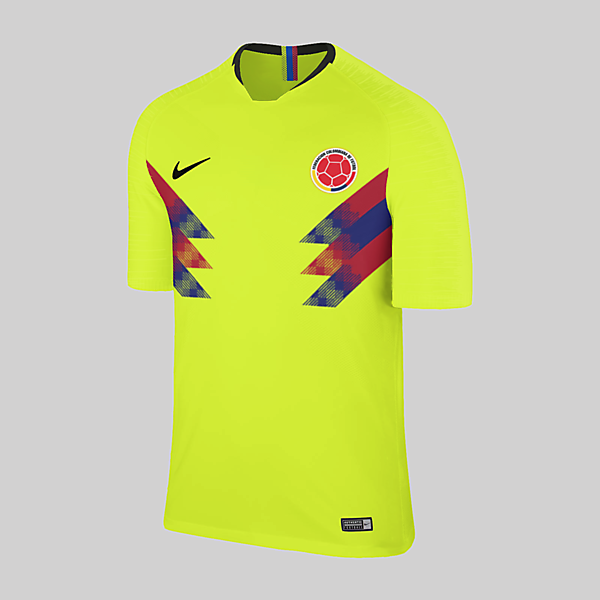 Adidas Exchange to Nike : Colombia
