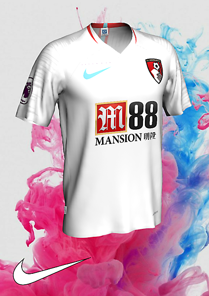 AFC Bournemouth third
