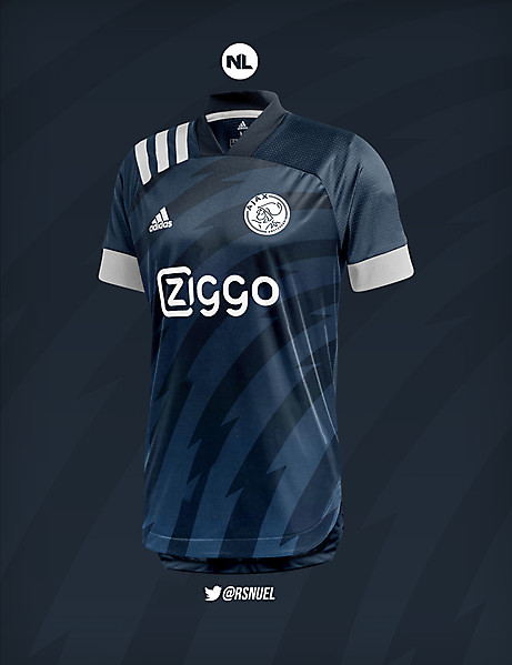Ajax - Third Kit Concept