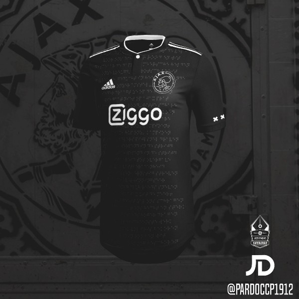 Ajax - Third Kit for @DesignSupLeague