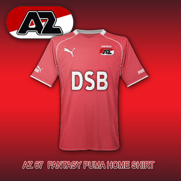AZ67 fantasy PUMA home KIT