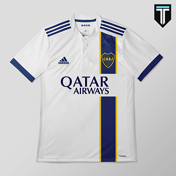 Boca Juniors x Adidas - Away Kit Concept