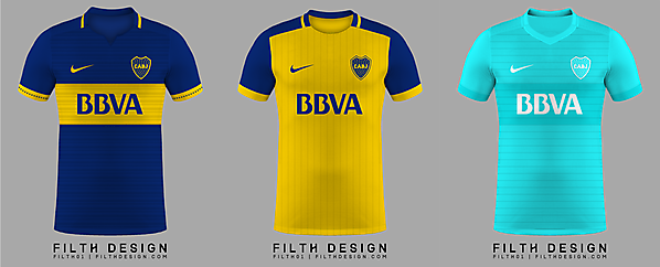 Boca Juniors Set