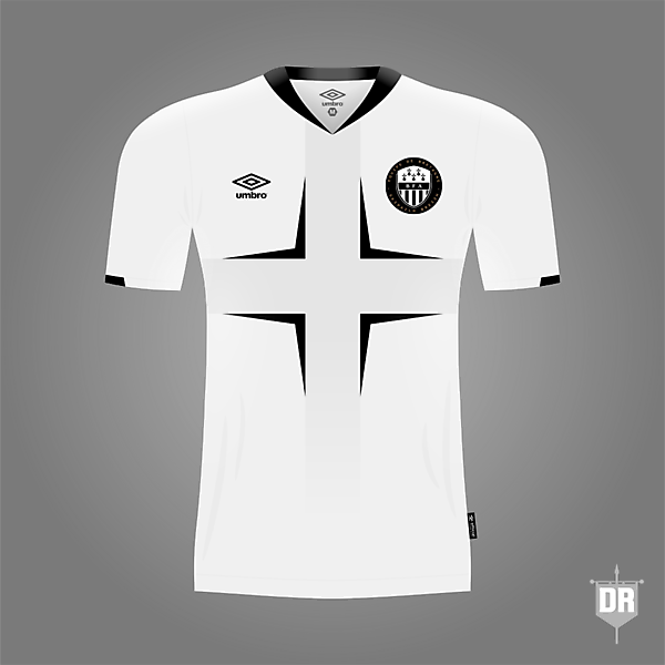 Brittany Football Team Away Kit