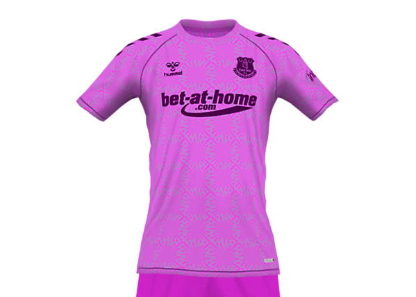 EVERTON 21-22 FANTASY AWAY KIT