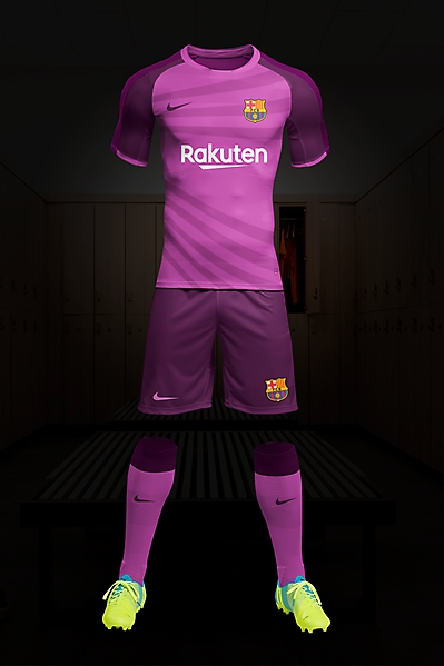 Fc Barcelone kit Third