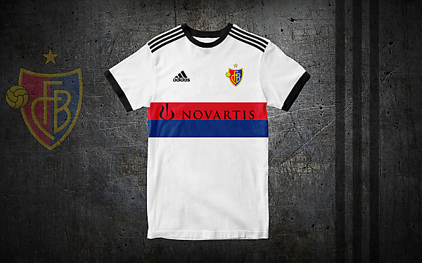 FC Basel Away Shirt