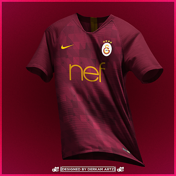 Galatasaray - Third Kit (2019/20)