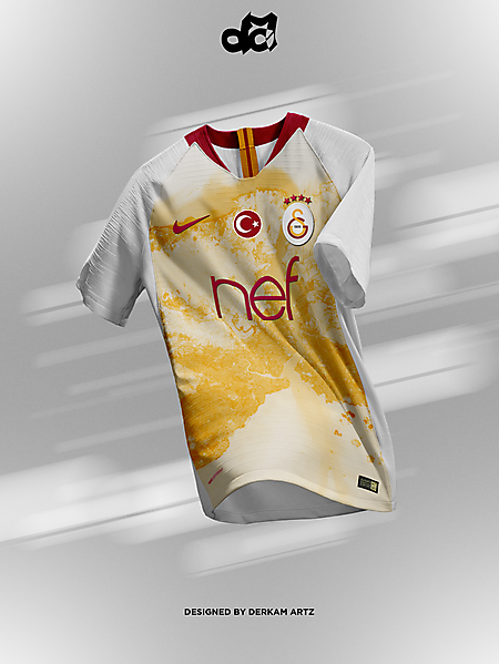 Galatasaray - Third Kit (Nike Elite)