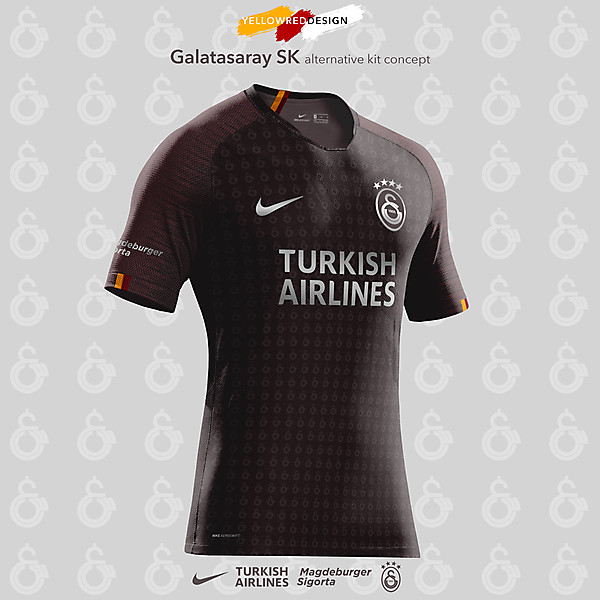 Galatasaray 20/21 Third Design