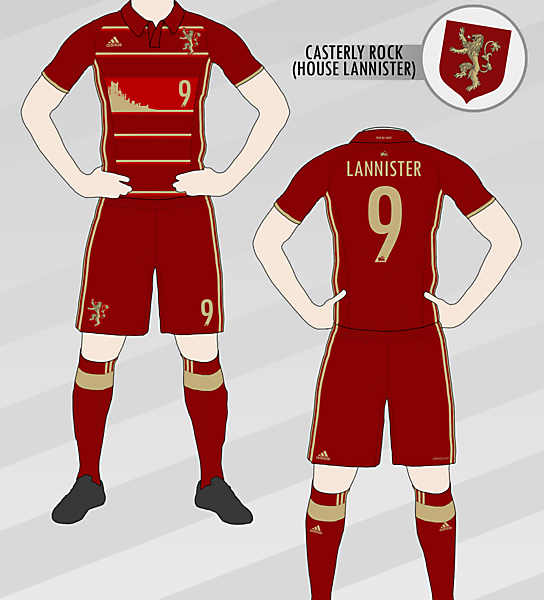 Game of Thrones - Casterly Rock Home Kit