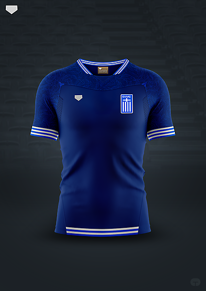Greece NT [away]
