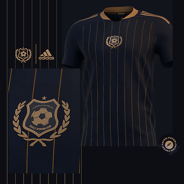 Ismaily SC Retro Kit