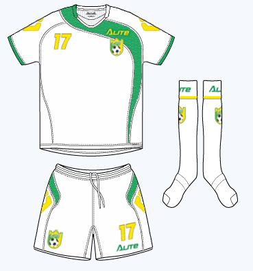 Lithuania Alite Away Kit