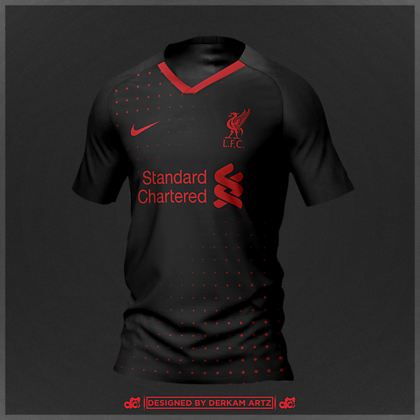 Liverpool - Third Kit