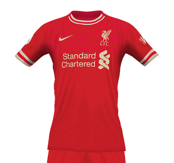 LIVERPOOL 21-22 FANTASY HOME KIT