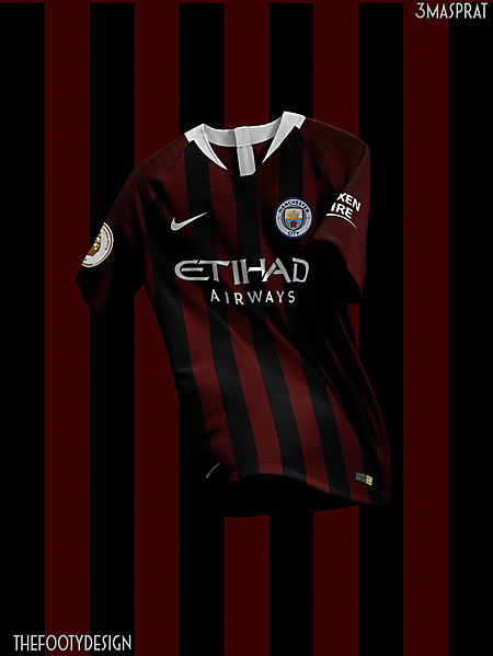 Man. City Away Concept Kit