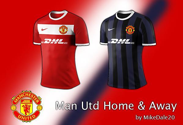 Man Utd home and away.