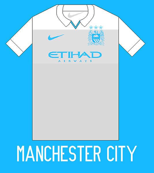 Manchester City 3rd + Sleeves Feedback
