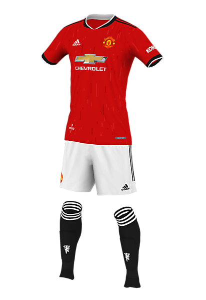 Manchester United 2020 Kit FIXED