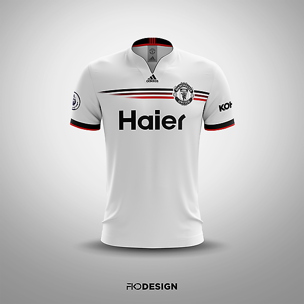 Manchester United | Adidas | Away