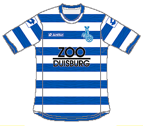 MSV Duisburg Lotto Home
