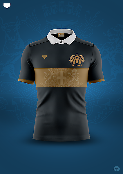 Olympique Marseille [third]