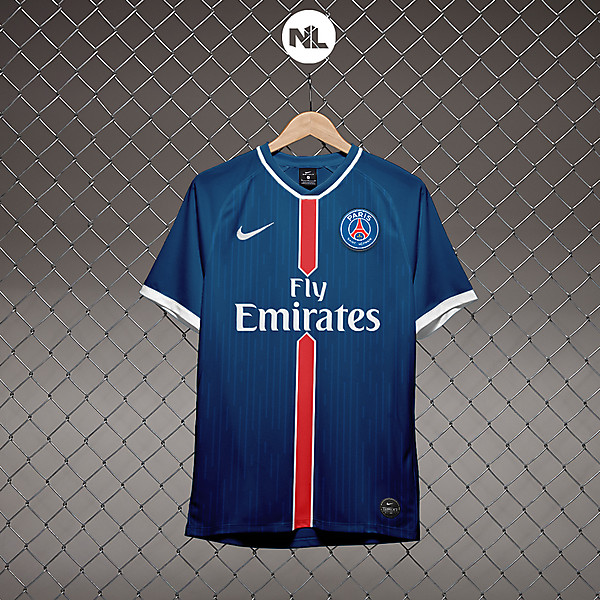 Paris Saint-Germain - Home Kit 2020/21
