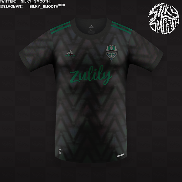 Seattle Sounders Adidas @silky_smooth0