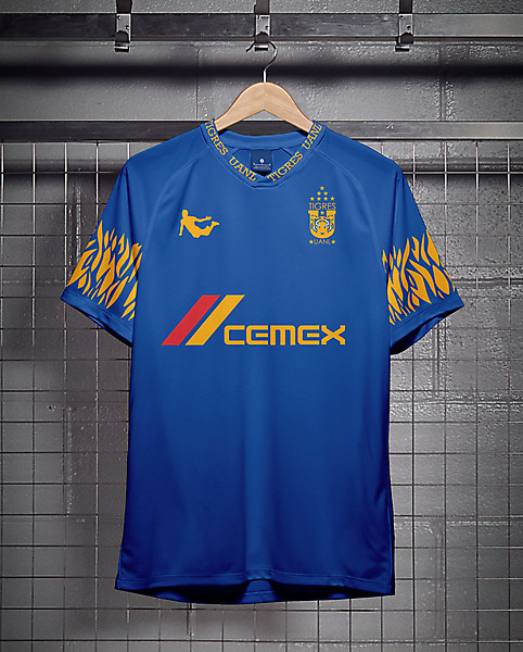 Tigres UANL - Away Kit