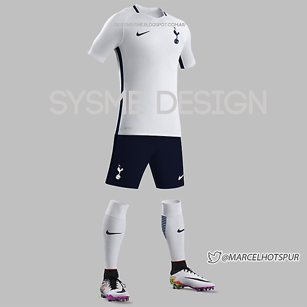 Tottenham | home kit 2017 ?