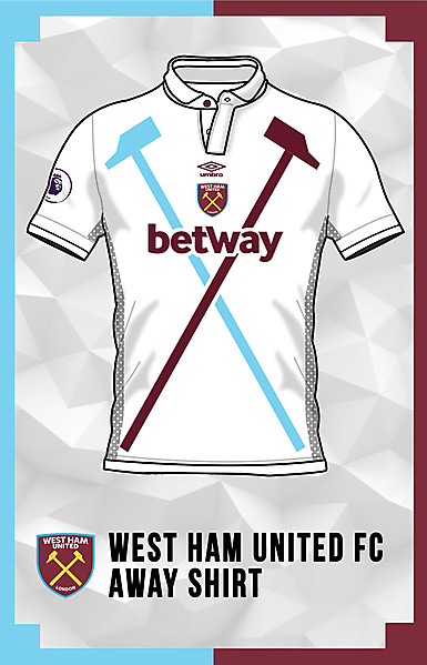 West Ham United FC Away